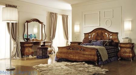 Итальянская спальня классика