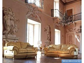 Итальянская мягкая мебель для гостиной