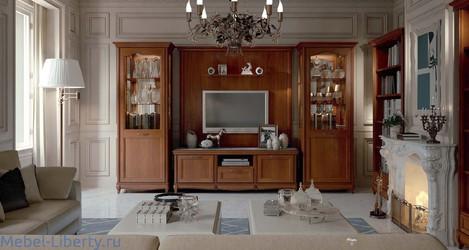 Купить итальянскую гостиную в Москве