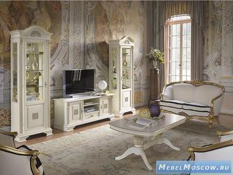 Гостиная мебель Италия классика
